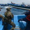 Russian Navy Ships Take Part in Anti-Drug Drills in Caribbean