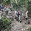 Rains Trigger Collapse of Mountainside Mine in Santa Barabara, Honduras
