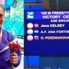 Silver Medal for Honduras – Thanks Ana!