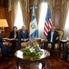 U.S. Vice-President Joe Biden urges Central America to tackle poverty, violence, impunity