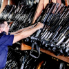 Over 700 Guns including AK-47's and other High Powered Weapons were Stolen from a Honduras National Police Storage Unit