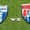 Honduras vs USA 2017