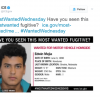 ICE Adds Alleged Drunk, Street-Racing Honduran to 'Most Wanted'