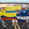 Honduras vs Colombia