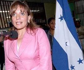 Honduran Presidential Candidate