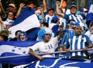 Honduras National Soccer Team Fans