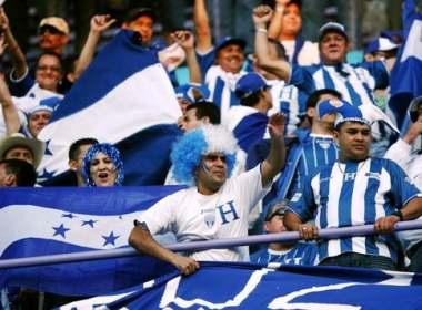 Honduras vs Cuba 2012