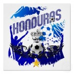 The Honduras National Team Prepares for the 2013 UNCAF