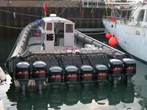 Honduras Navy to Fight Drug Boats