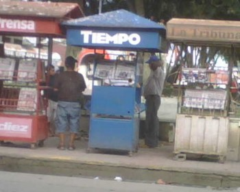 Honduras Newspapers