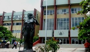 Honduras Supreme Court Building in Tegucigalpa