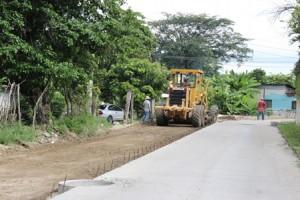 Rain Water Collectors in San Pedo Sula