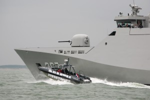 Honduran Navy leases Damen 1102 Interceptor boats