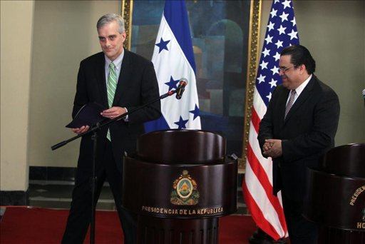 US Deputy National Security Adviser Negotiating Release of $50 million in Aid to Honduras