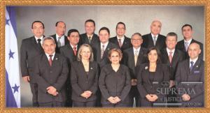 Honduras Supreme Court of Justice