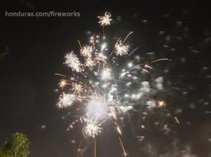 Honduras Fireworks