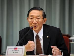 Taiwan Foreign Minister David Lin
