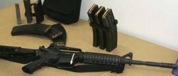Gang Weapons in Honduras