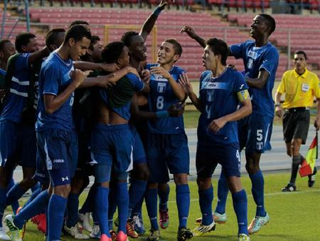 Honduras Classifies for U-17 World Cup 2013