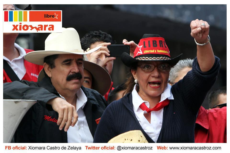 Honduras Elections 2013 – New Gallup / CID poll suggest Xiomara Castro de Zelaya can become the next President of Honduras