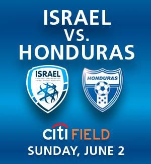 Honduras vs Israel