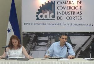 CCIC Chamber of Commerce Honduras