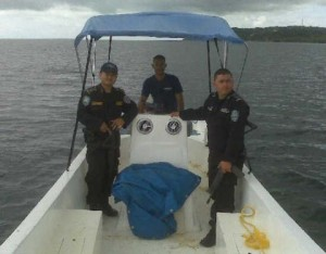 Police Search for Missing Boats in the Bay Islands