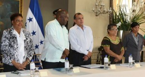 Honduras Celebrates International Day of the Worlds Indigenous People