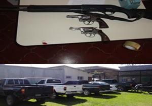 Honduran Police Capture Criminal Gang
