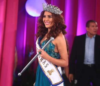 Miss Honduras World 2014 Maria Jose Alvarado