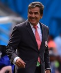 Costa Rica's Jorge Luis Pinto has been appointed the new Honduras National Soccer Team Coach