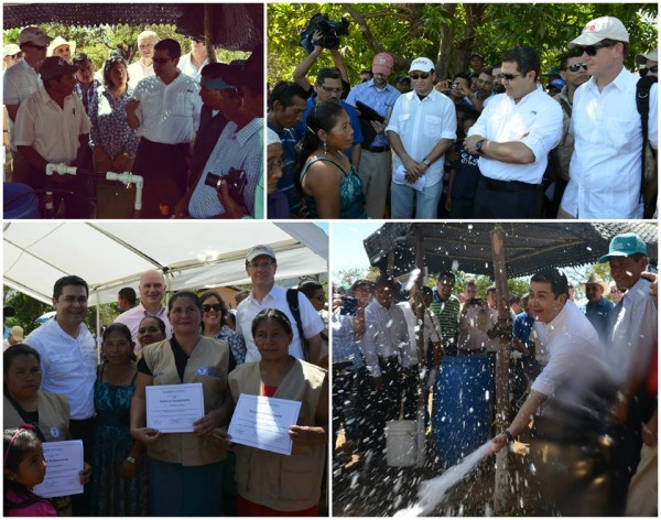 The Alliance for the dry corridor in Honduras