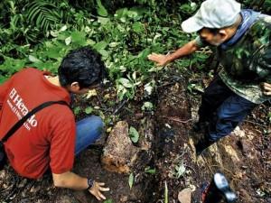 Ciudad Blanca Discovery in Honduras