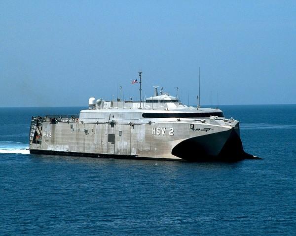 US-Marine-Corps-Swift-Vessel-Deployed-to-Honduras