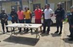 'El Limon' Gang Members Captured in Trujillo
