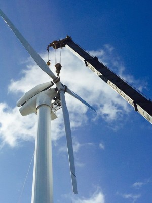 RECO Wind Turbine