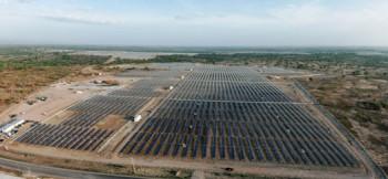 Honduras Choluteca Solar Power Plant
