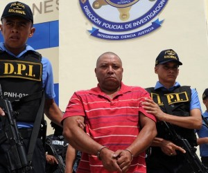Honduras to Extradite Accused Drug Trafficker Jose Raul Amaya to US