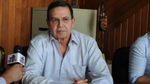 Former Honduras President Rafael Callejas