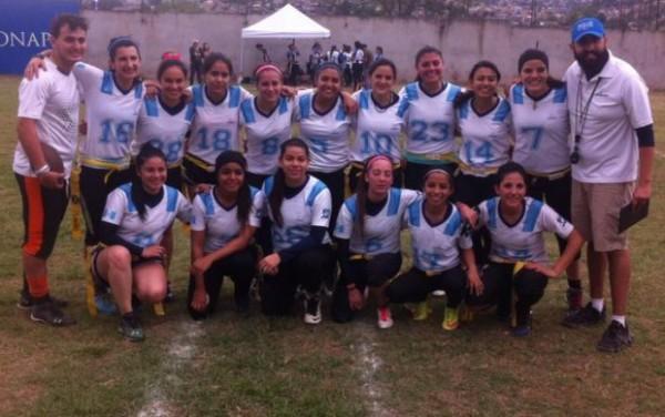 Guatemala Women's Flag National Team Cobras 2015