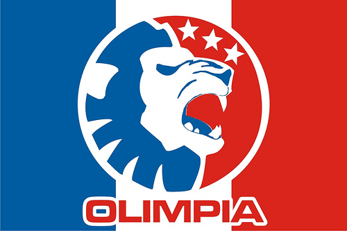 Honduras National Soccer League Team Olimpia