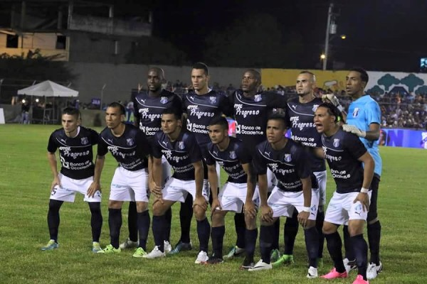 Honduras-Progreso-2015-National-League-Champion