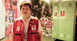 Rosario Fernandez Honduras Red Cross Volunteer
