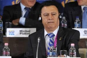 Alfredo Hawit Former President of Honduras Federation of National Football