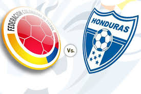 Honduras vs Columbia