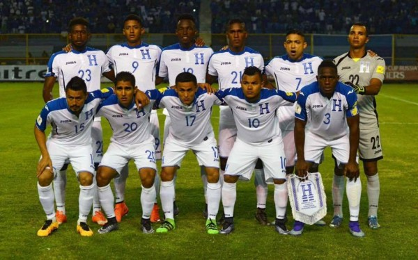 Honduras National Football Team - 2016 Soccer