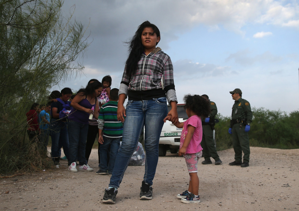 a discussion on illegal immigrants from the country of honduras Unaccompanied child migrants from honduras voluntarily turned  hoping to curb illegal immigration through the country, but the efforts have.