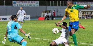 Honduras vs French Guiana
