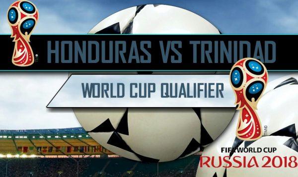 Honduras vs Trinidad and Tobago 2017