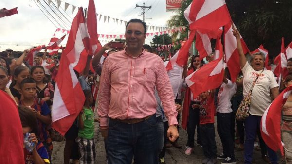 LuisZelaya Honduras Presidential Candidate 2017 Liberal Party